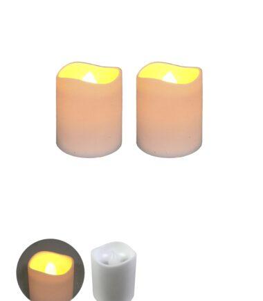 Kit Vela LED pequena